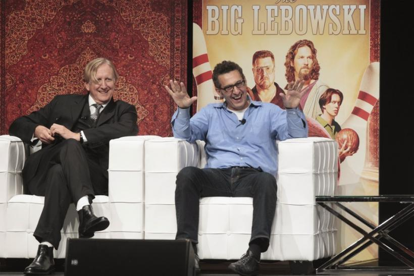 John Turturro and T Bone Burnett