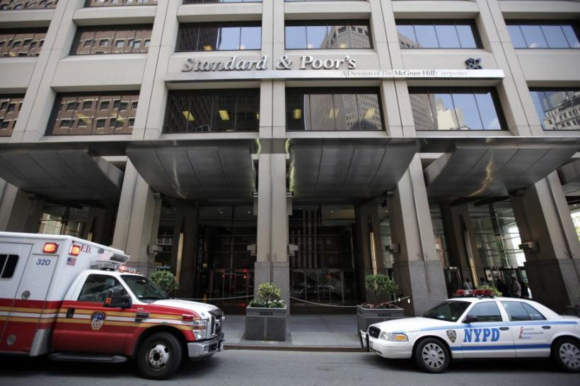 S&P Probed by DoJ