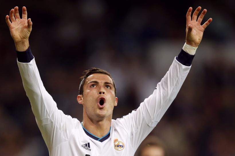 Real Madrid- Cristiano Ronaldo