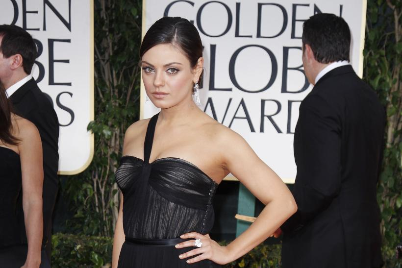Mila Kunis, The Sexiest Woman Alive