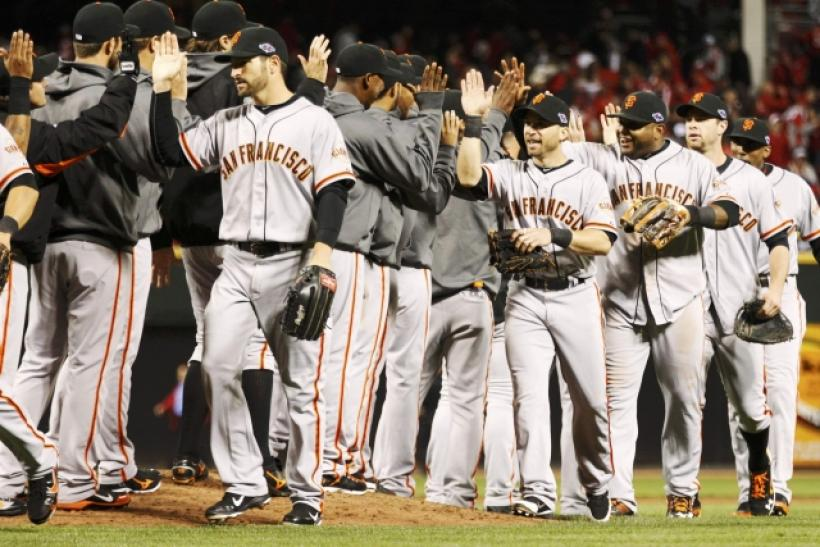 The Giants won 94 games in the 2012 regular season.