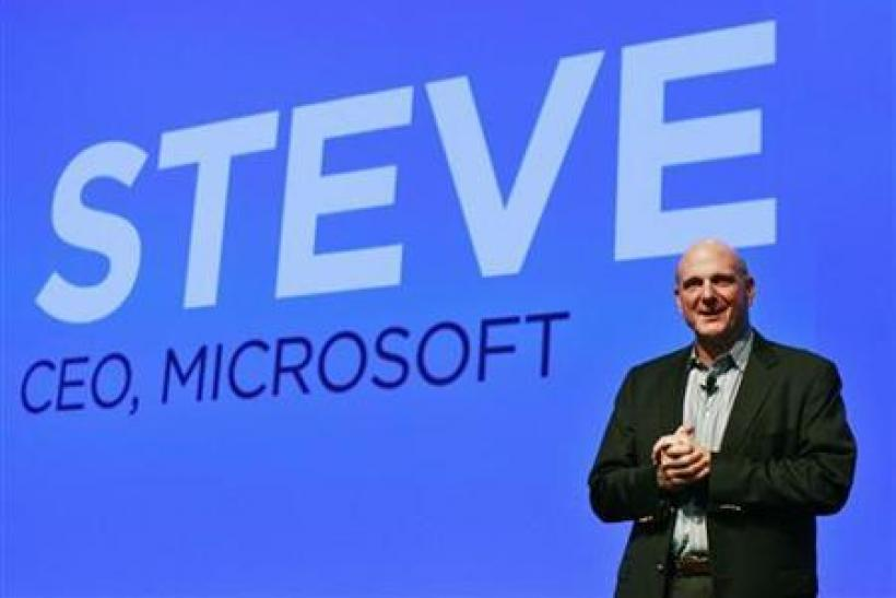 Microsoft Becomes Devices And Services Company