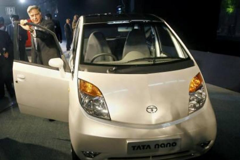 Tata Nano To Ply On US Roads Mostly By 2015