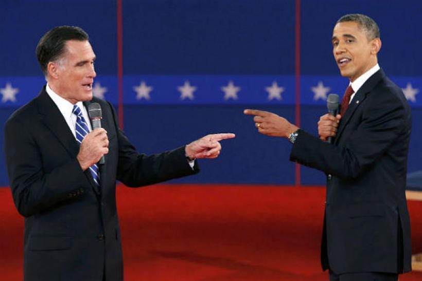 2012 Presidential Debate