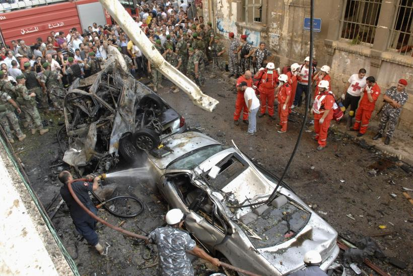 Beirut Car Bomb