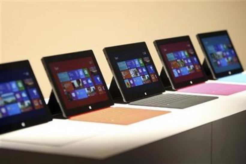 Surface Tablet Draws Flak For Faulty Audio, Cover Issues