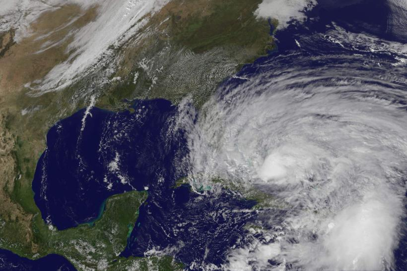 Hurricane Sandy Heading Toward US East Coast As Frakenstorm