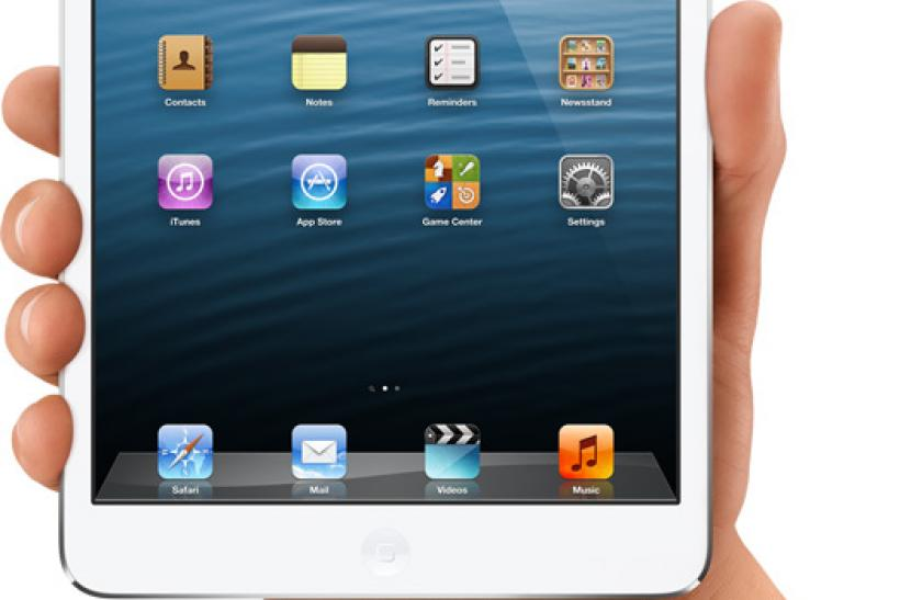 iPad Mini: Preorders Pushed To Two Weeks