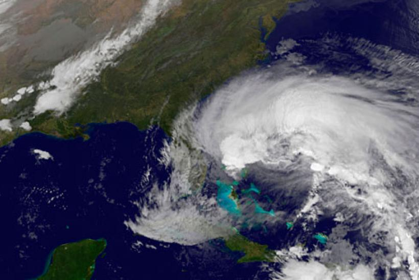 Northeast Oil Refineries And Nuclear Plants Brace For Hurricane Sandy