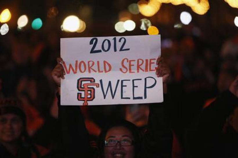 Giants Parade Route: How to Where to Watch the San Francisco 2012 World Series Parade