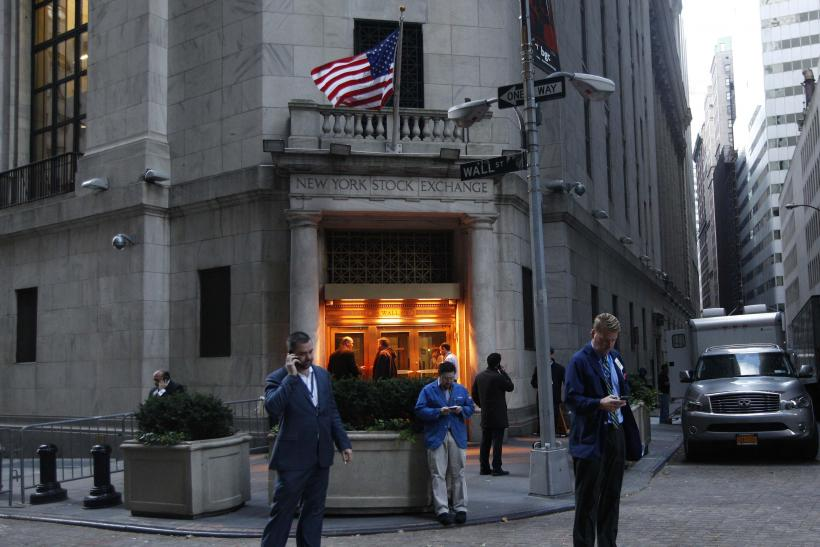 New York Stock Exchange Reopens With Orderly Light Trading