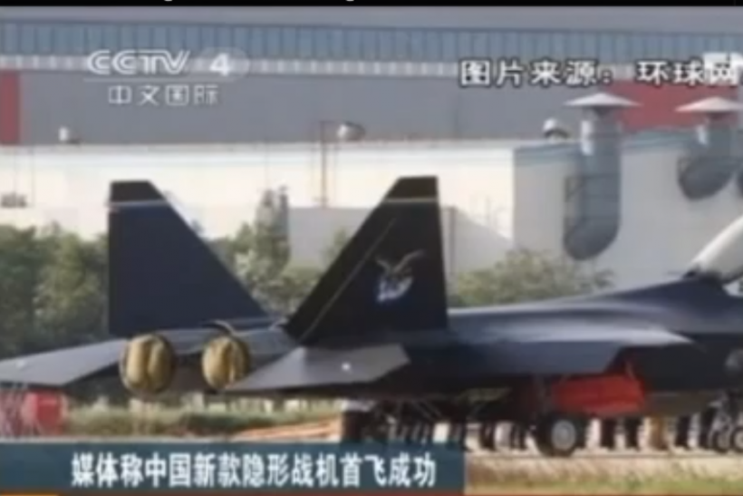 New Chinese Fighter Jet J-31