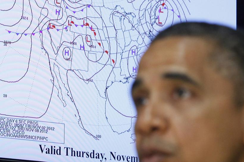 Superstorm Sandy-Barack Obama And FEMA-12.11.03