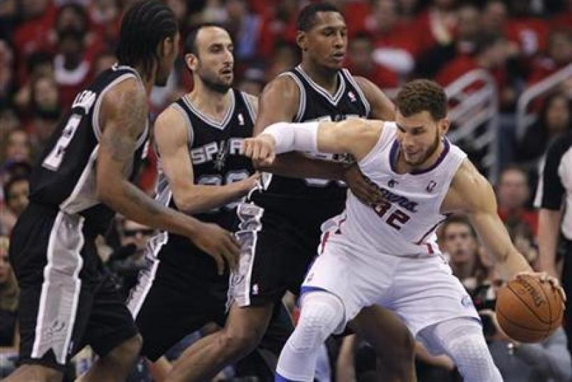 Los Angeles Clippers vs San Antonio Spurs, Preview, Where to Watch Online, Blake Griffin Will Start Despite Elbow Injury