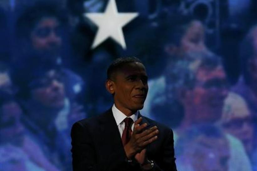 Obama Victory Gets Twitterati Excited