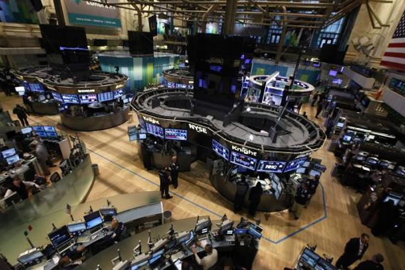 NYSE trading floor 2012 2