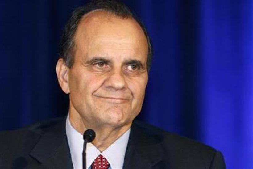 Joe Torre, MLB Executive Vice President for Baseball Operations
