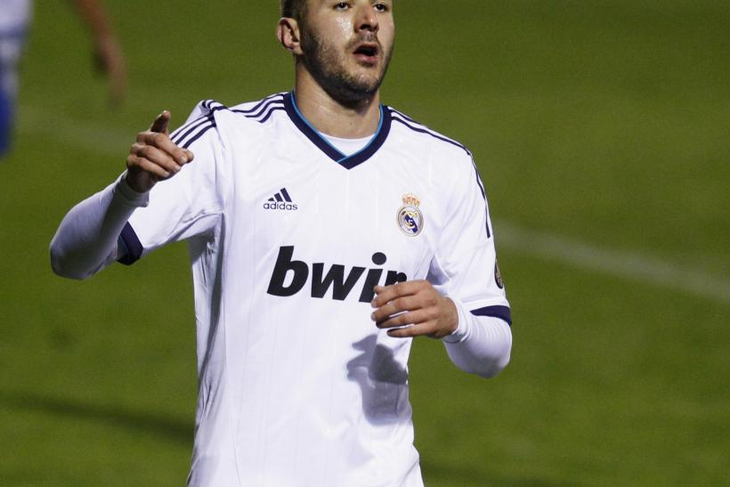 pretty nice 97ccd 11d21 Real Madrid News: Gonzalo Higuain Out, Does Karim Benzema ...