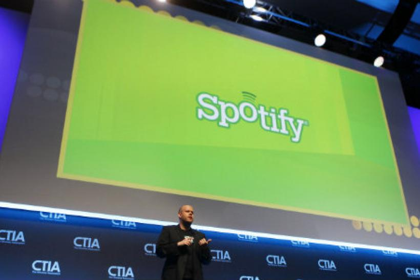 Spotify To Introduce Browser-Based App Today-Report