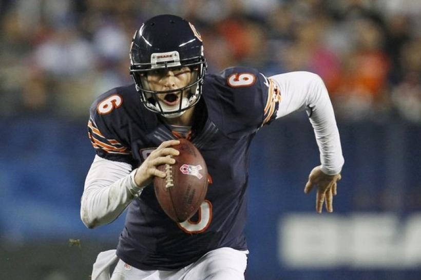 Jay Cutler Injury Update: Will Jason Campbell Start Monday As Chicago Bear Quarterback?