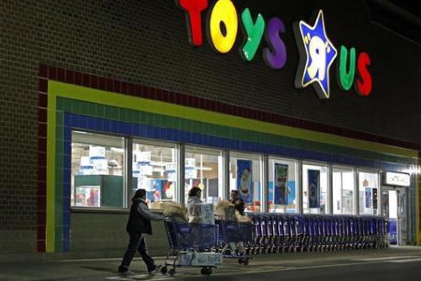 Toys 'R' Us Warns Of Wii U Shipment Delays On Eve Of Launch