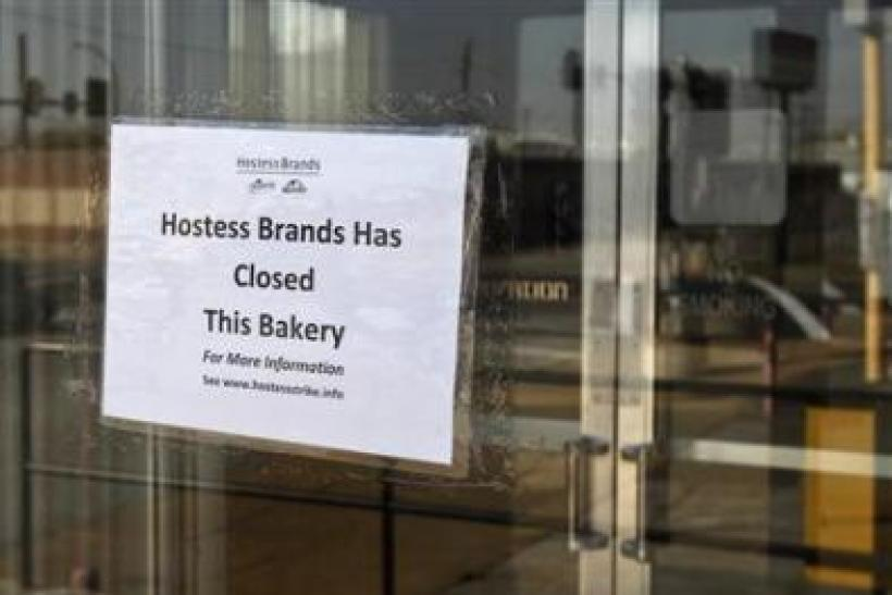Hostess Bankruptcy
