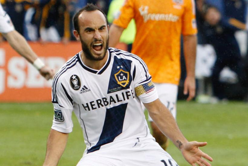 wholesale dealer 01d70 39376 Landon Donovan's Future With Team USA And Galaxy In Doubt