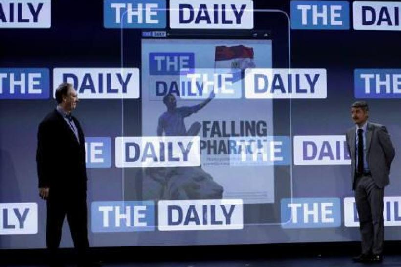 News Corp's The Daily
