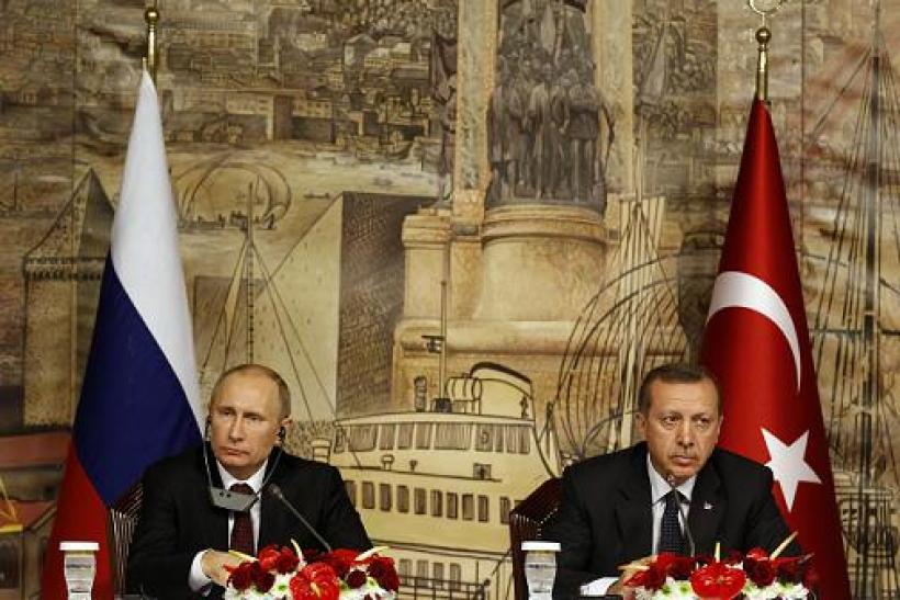Russia Putin Turkey Dec 2012 2