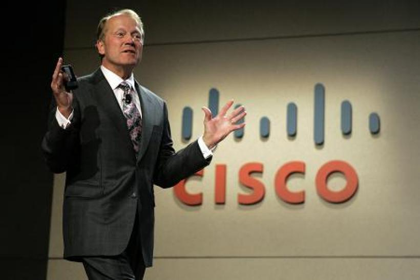 Cisco Chambers CEO 2