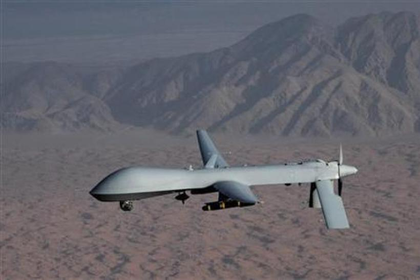 Real-time U.S. Drone Surveillance