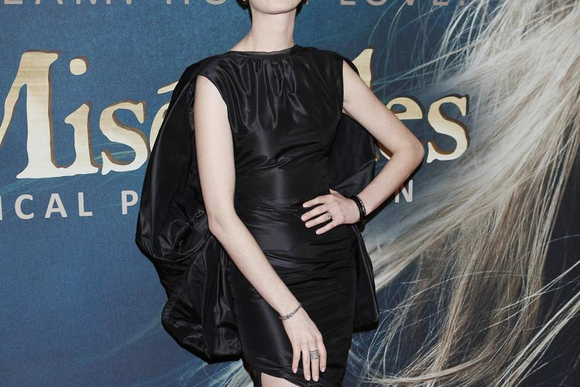 Anne Hathaway at NYC Premiere of 'Les Miserables'