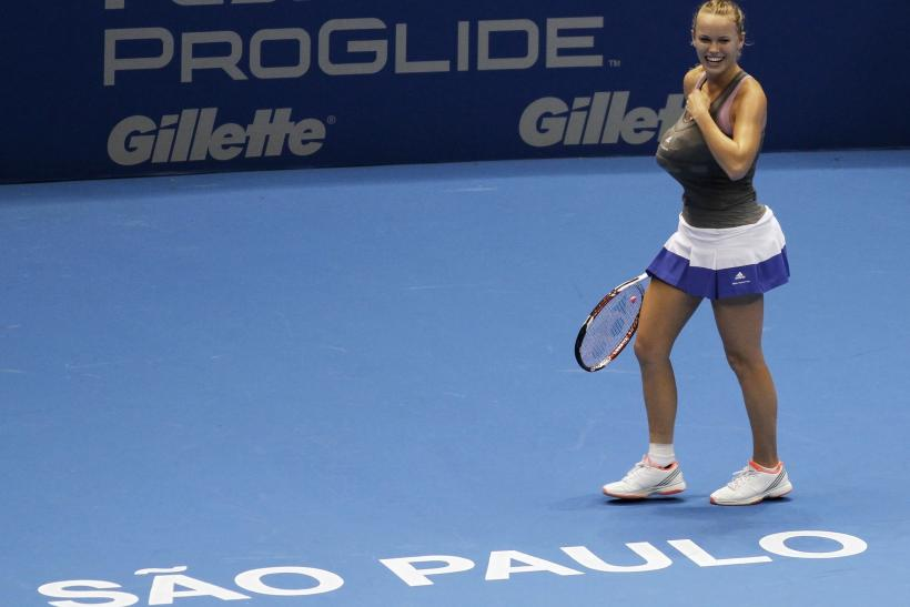 VIDEO Was Caroline Wozniacki's Impression of Serena Williams Racist?
