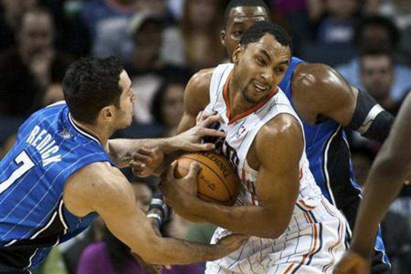 Gerald Henderson is averaging 13.7 points per game this season.