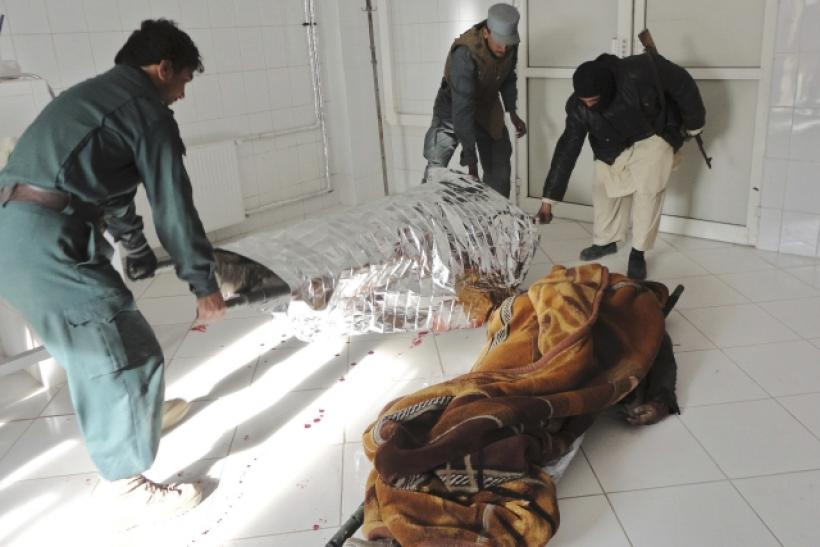 Attack in Khost