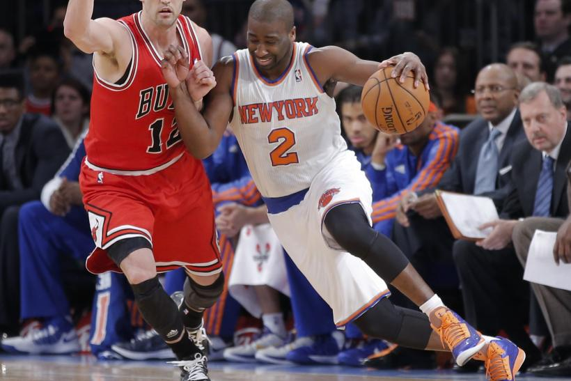 New York Knicks News: Point Guard Raymond Felton Out For How Long?