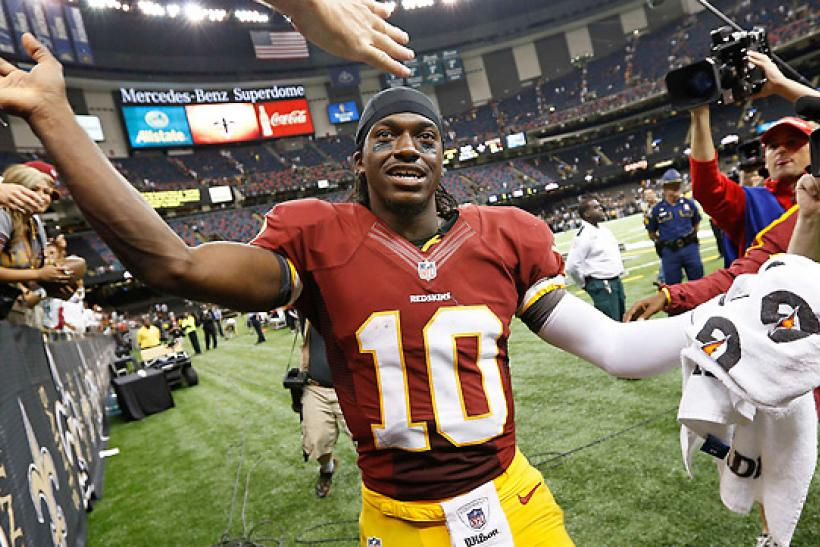 891812a6 Washington Redskins Vs. Seattle Seahawks: Where And How To Watch ...