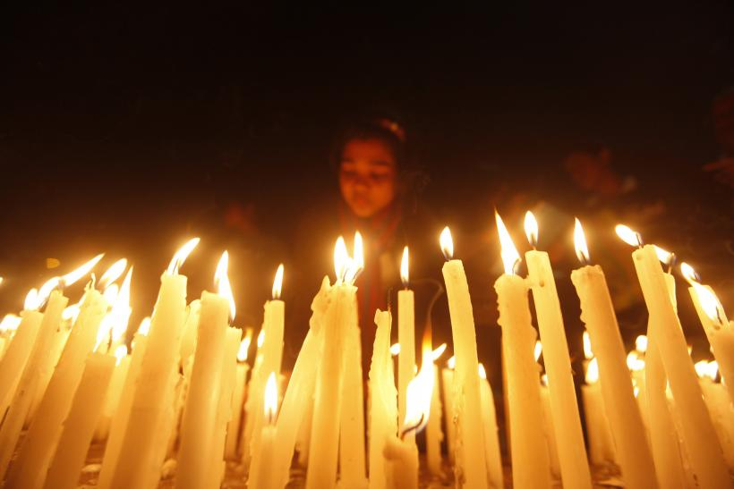 Candlelight Vigil-Delhi Gang-Rape Victim-12.12.29