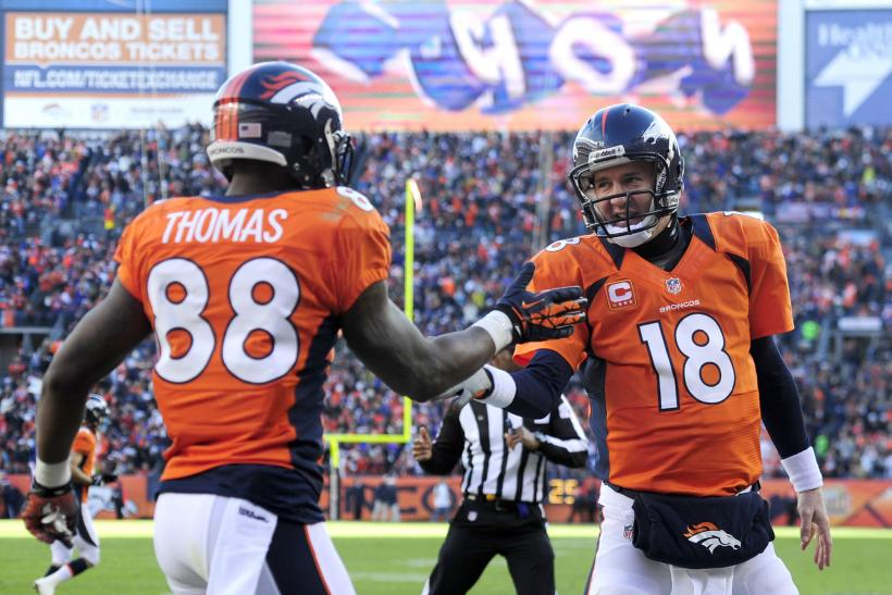 Denver Broncos Vs Kansas City Chiefs Where To Watch Live