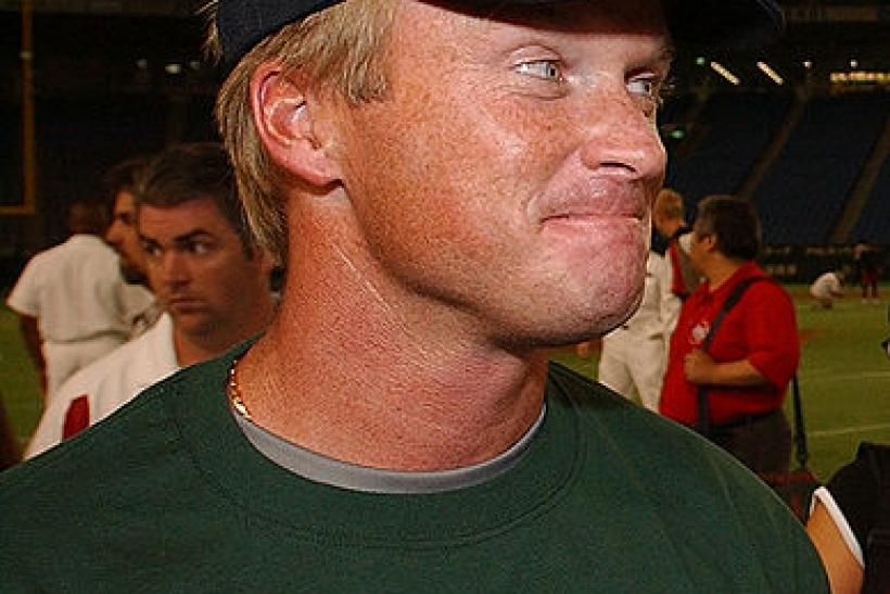 Jon Gruden Rumors: Philadelphia Eagles, Former Players, Call For ESPN Analyst To Be Eagles Next Head Coach? Jay Gruden, Lovie Smith, Mike McCoy, Bill Cowher, Bill Kelly Linked To Philadelphia