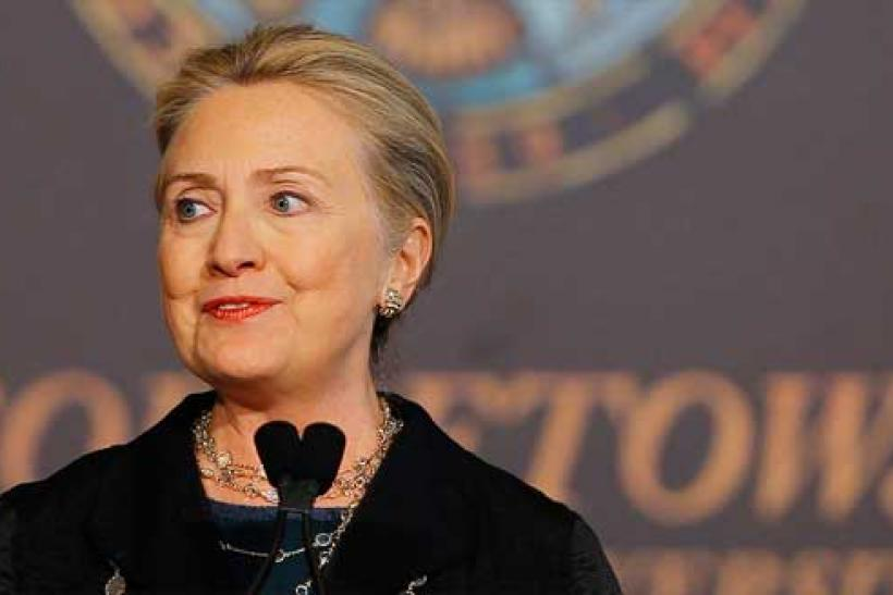 Hillary Clinton Remarks On American Leadership To The Council Foreign Relations Full Text