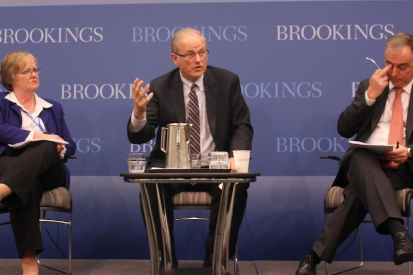 Brookings Institute talk