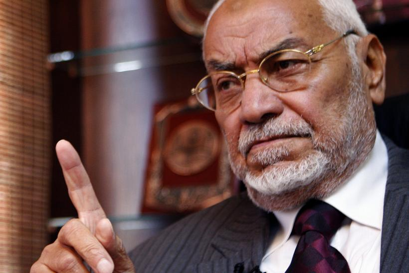 Mohamed Mahdi Akef, Muslim Brotherhood leader