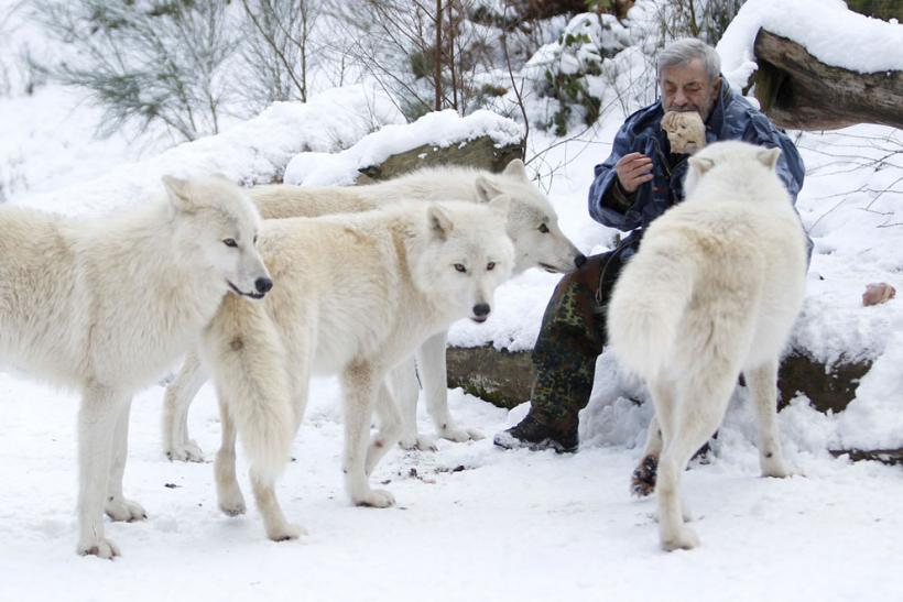 "Meet ""The Wolf Man"": German Researcher Werner Freund"