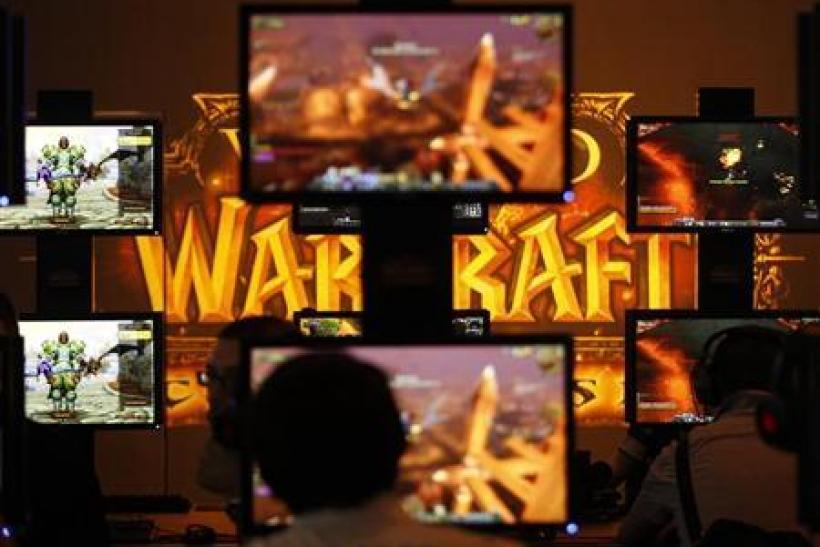 'World of Warcraft'