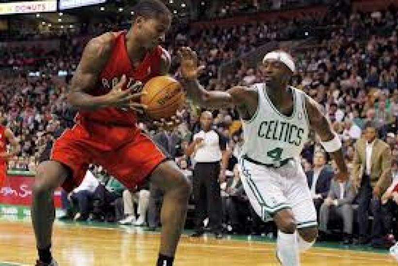 Jason Terry Boston Celtics