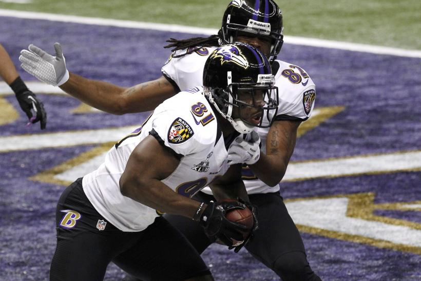 Super Bowl XLVII-Feb. 3, 2013-Baltimore Ravens-Anquan Boldin