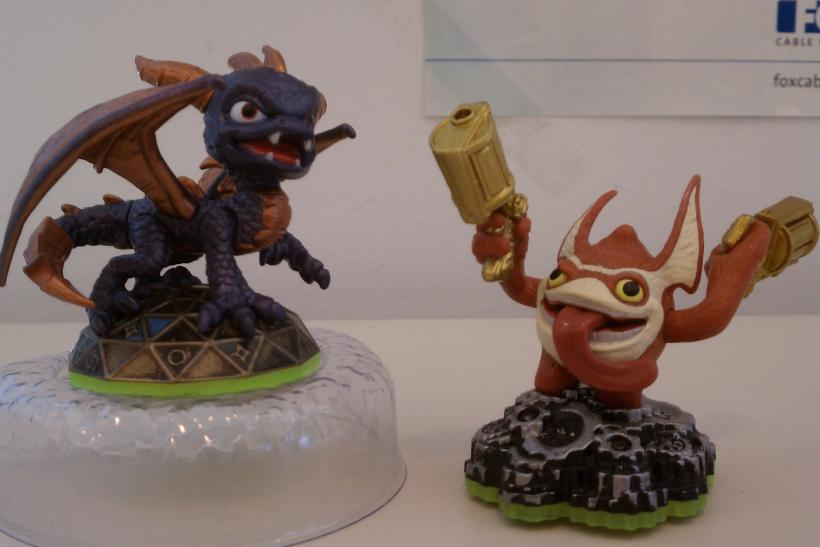 'Skylanders' Is Officially Activision's Newest $1 Billion Franchise