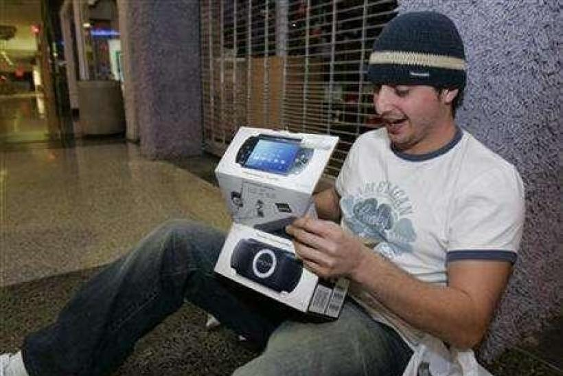 Vide Game Console