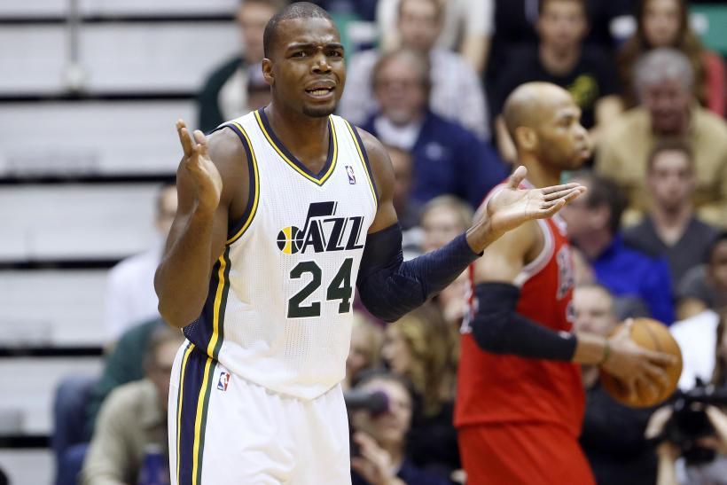 Paul Millsap Utah Jazz